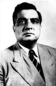 Iskander Mirza First President of Pakistan