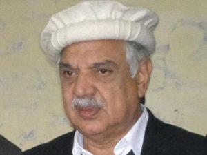 Current Governor of KPK Khyber Pakhtunkhwa