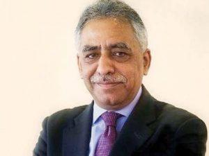 Present Governor of Sindh Pakistan