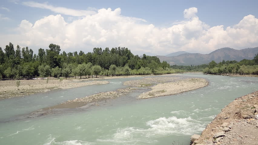 Smallest River of Punjab Pakistan is