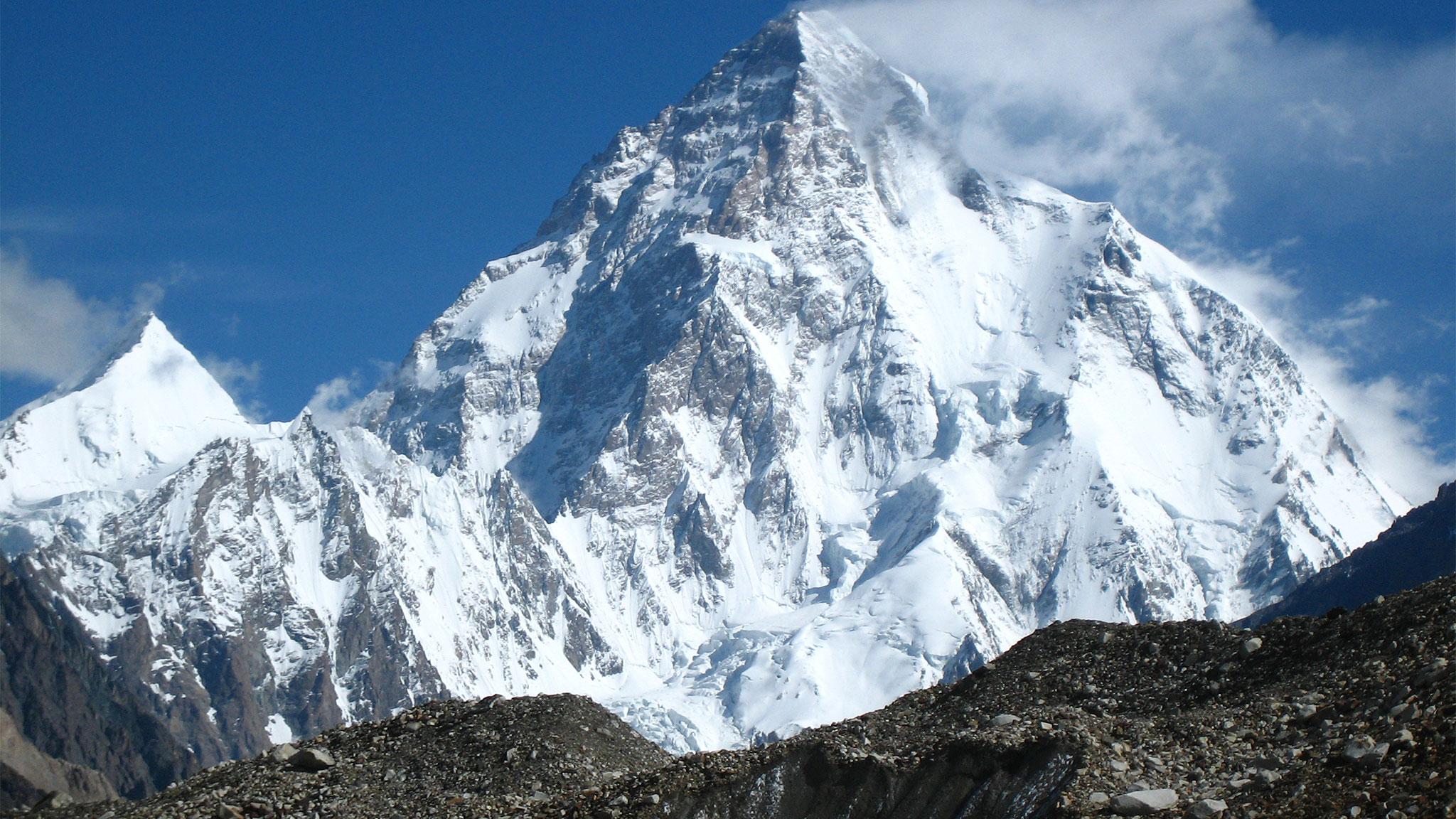 Which Is The Highest Peak Of Karakoram Range