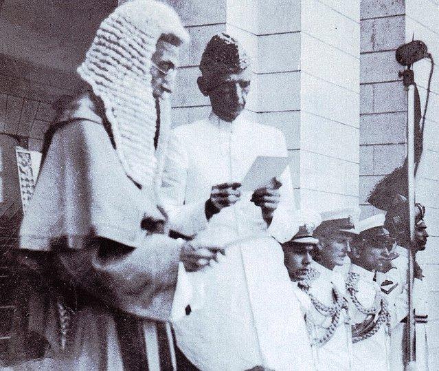 Who Took Oath of Quaid-e-Azam as Governor General