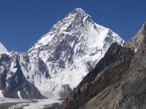 Height of Nanga Parbat Mountain Is