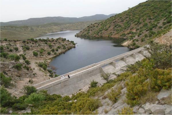 Mardan Khel Dam Karak Location
