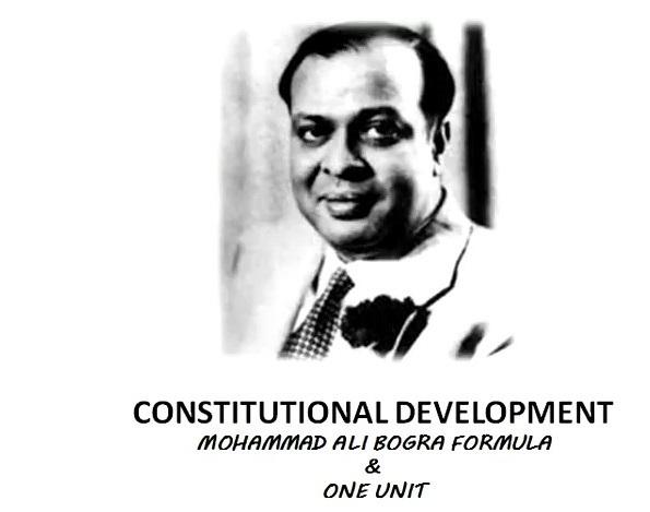 Short Note On Muhammad Ali Bogra Formula