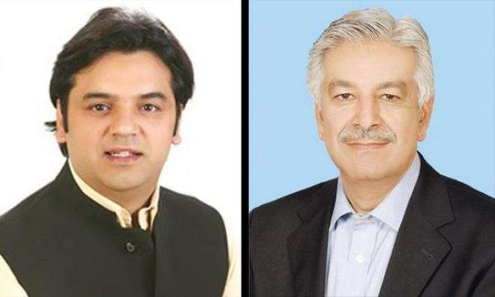 Usman Dar Vs Khawaja Asif Election Result 2018