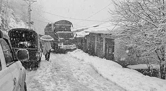 When Snowfall Starts In Murree